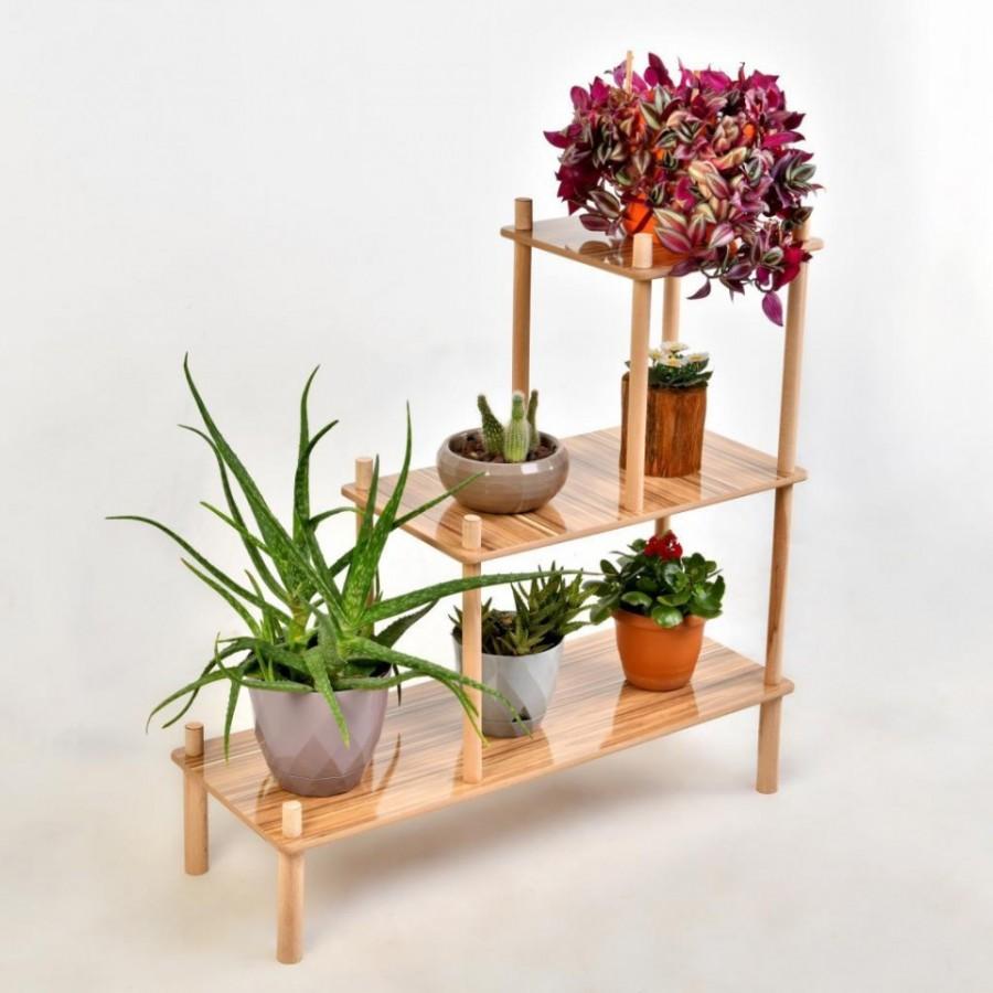 Dekorativna polica za cvijeće