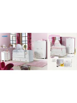 Soba za bebe Pinky