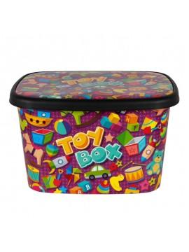 Plastična dječija kutija jumbo, džambo toybox