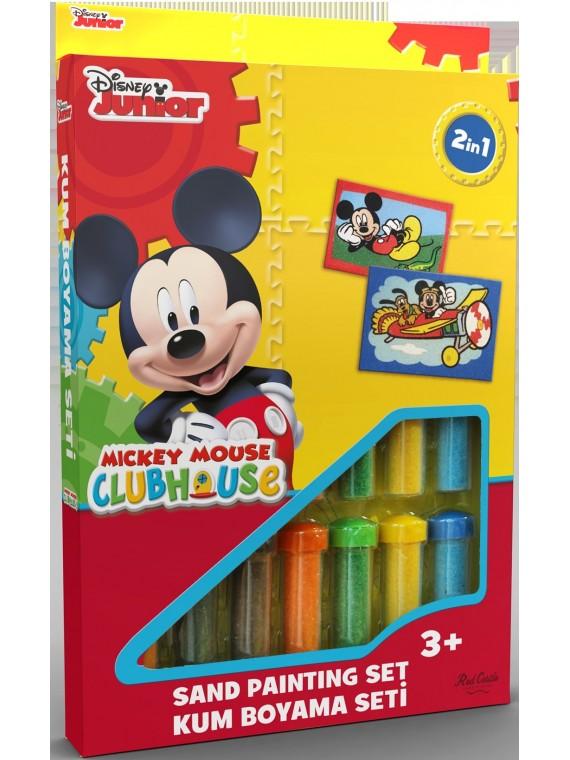 Disney veliki set za bojenje pijeskom u boji