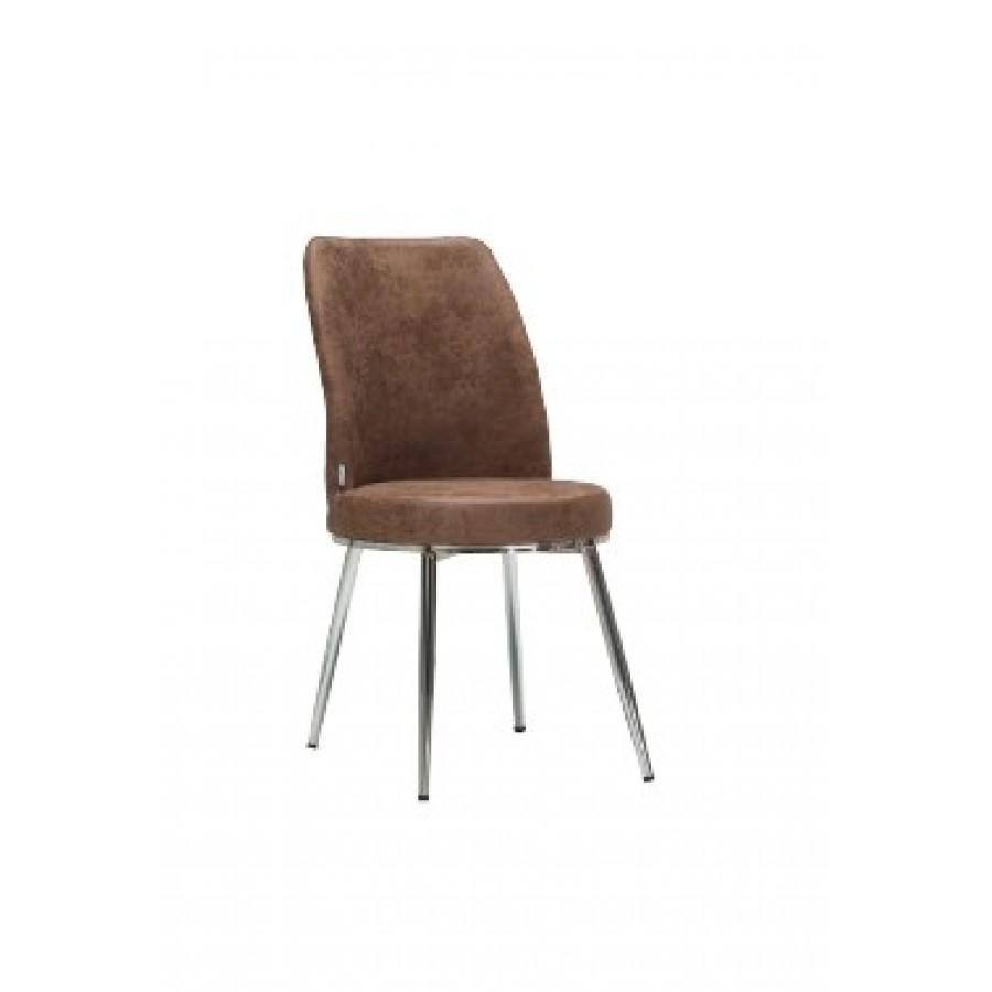 Trpezarijska stolica Gold smeđa