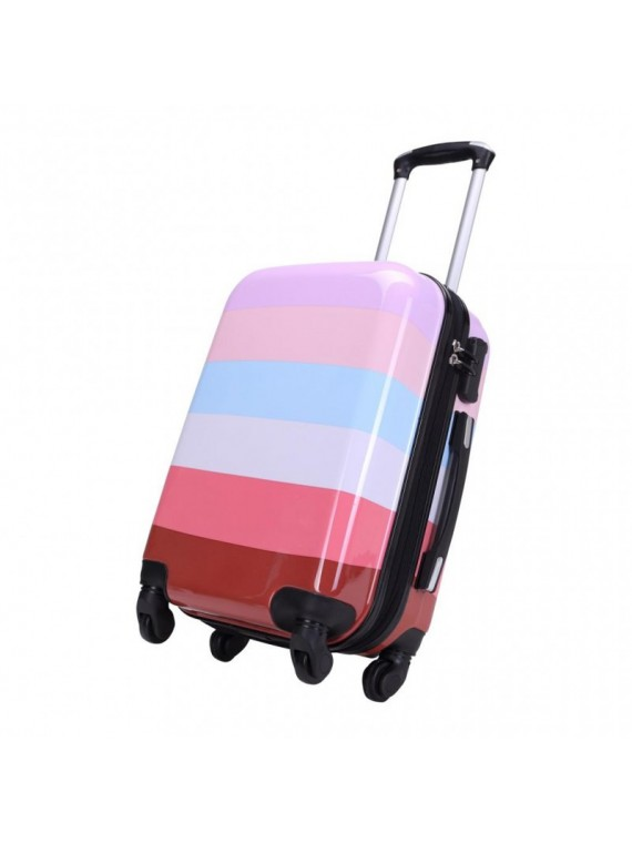Putni kofer Malp Sert PC Rainbow (set)