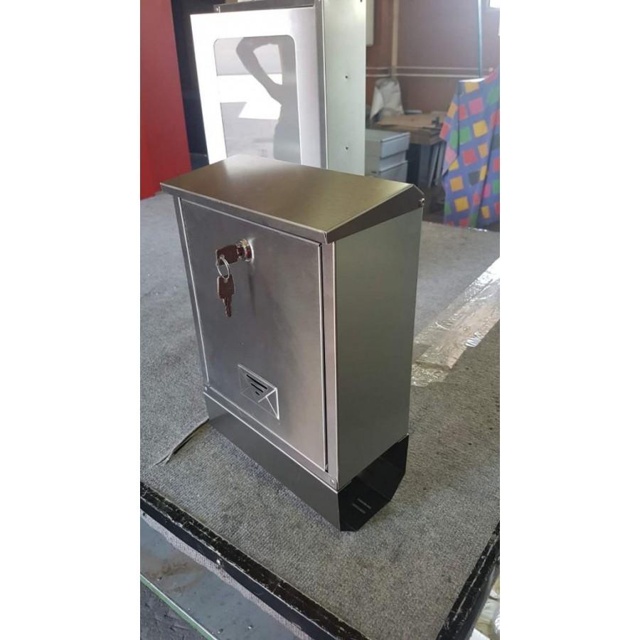 Poštanski ormarić INOX O0059