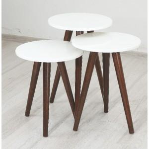 Set klub stolova Zigon 403