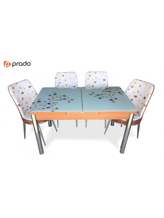 Trpezarijski sto na razvlačenje AND 102A