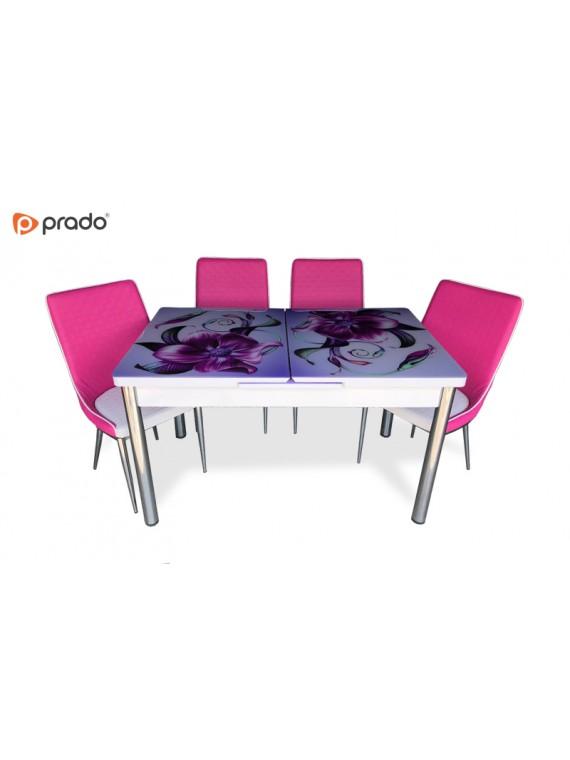 Trpezarijski sto na razvlačenje AND 180S