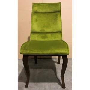 Trpezarijska stolica DM0112 zelena