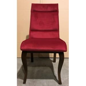 Trpezarijska stolica DM0112 crvena