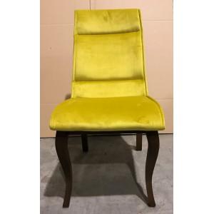 Trpezarijska stolica DM0112 svijetlo zelena