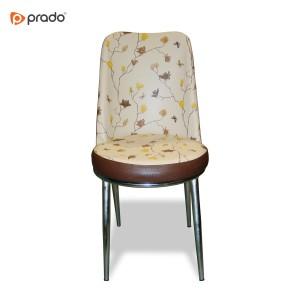 Trpezarijska stolica Gold krem
