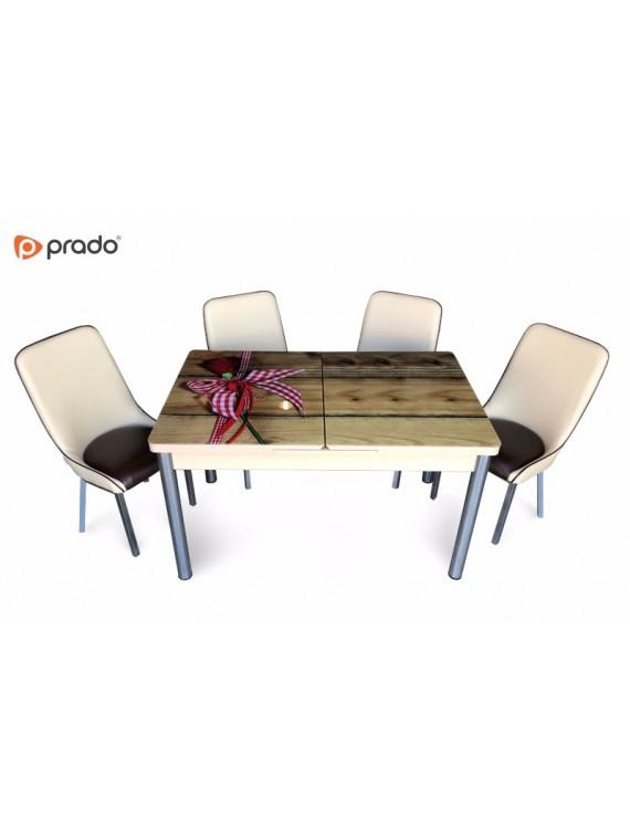Trpezarijski sto na razvlačenje And 144