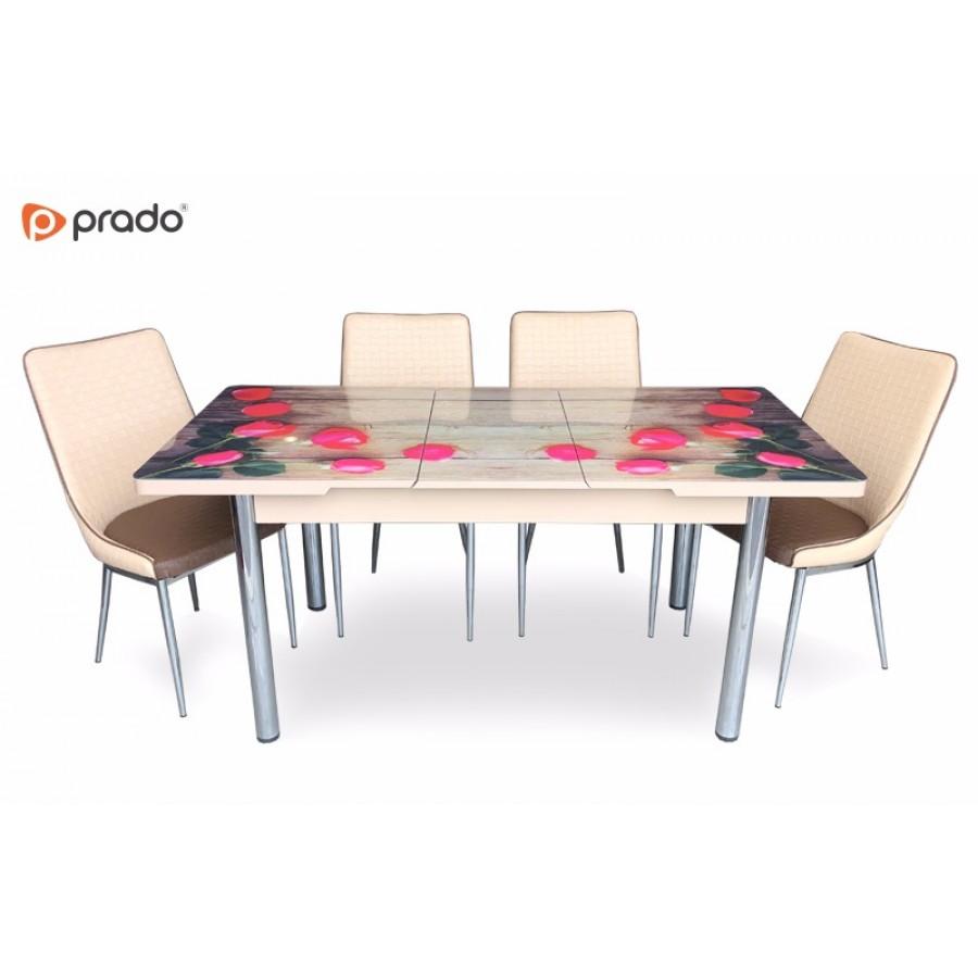 Trpezarijski sto na razvlačenje  And 264