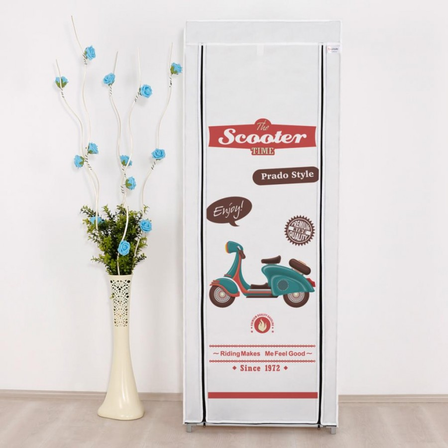 Platneni ormar Simple scooter