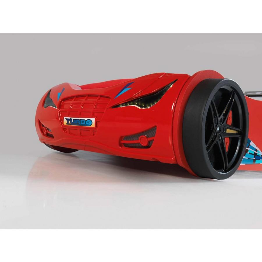 Auto krevet Eco crveni
