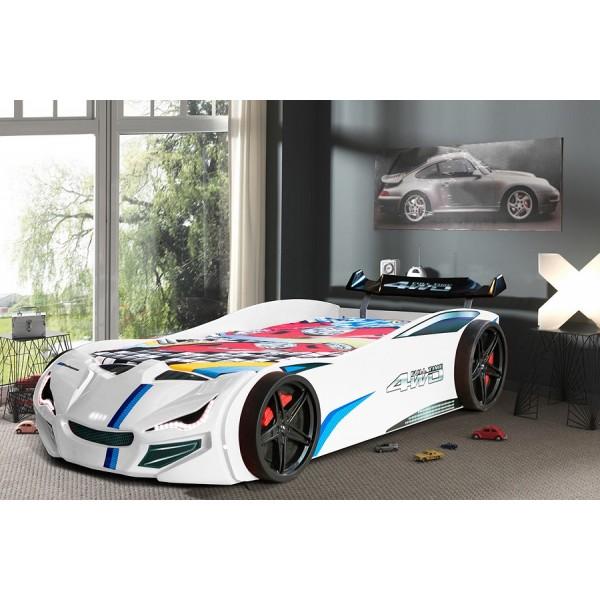 Auto krevet GT-1 Eco bijeli