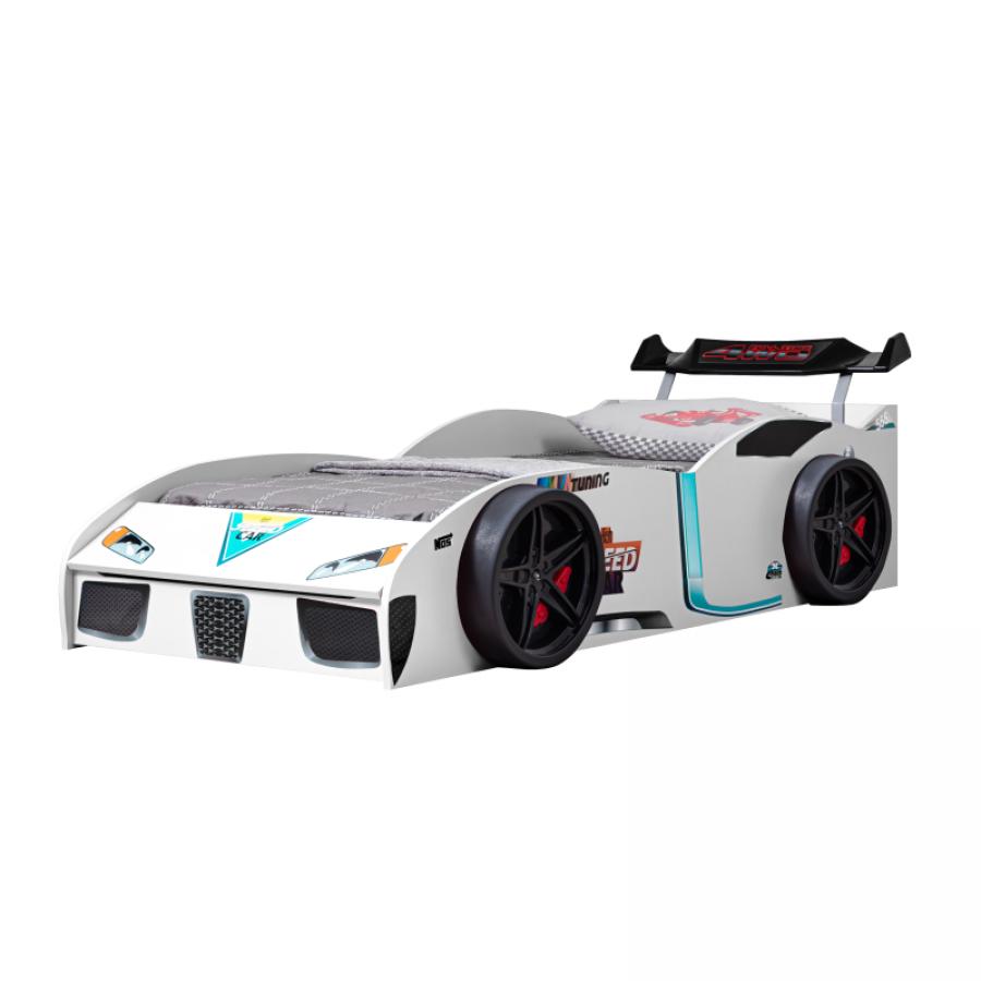 Auto krevet Eco Speed bijeli