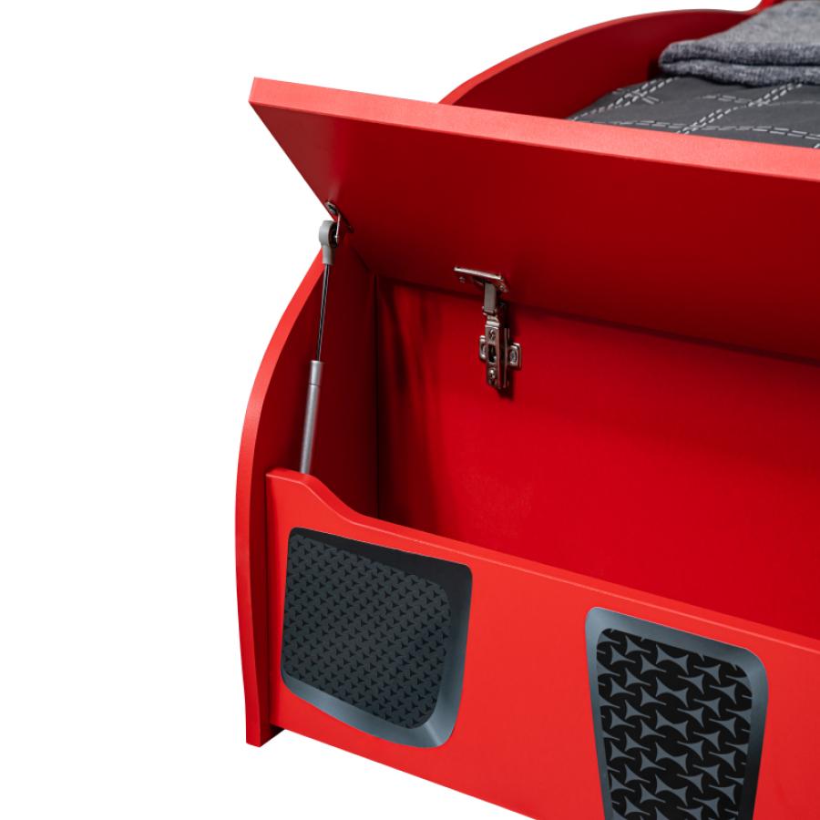 Auto krevet Eco Speed crveni