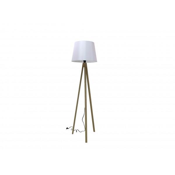 Podna lampa Deco 148 bijela