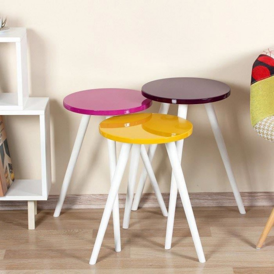 House line legos stolovi iz 3 dijela