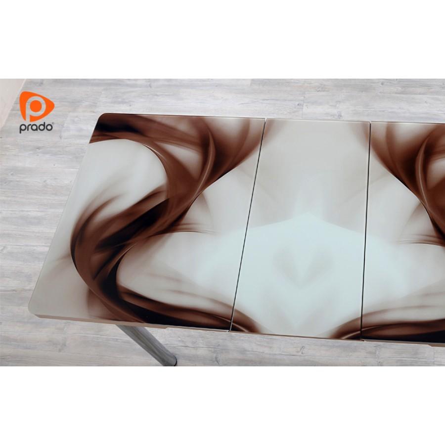 Trpezarijski stol i stolice Kapučino (razvlačenje)