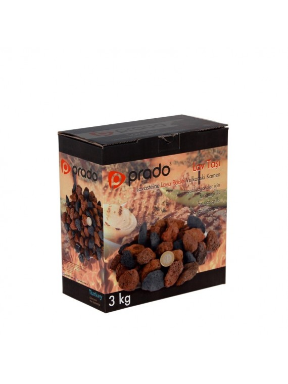 Prado vulkanski kamen za roštilj