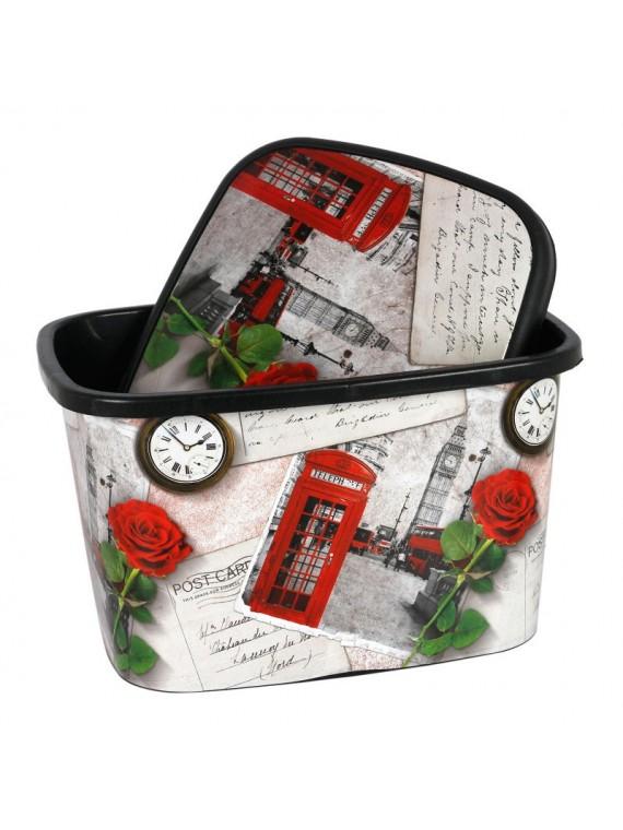 Platične kutije Londra set od 4 komada