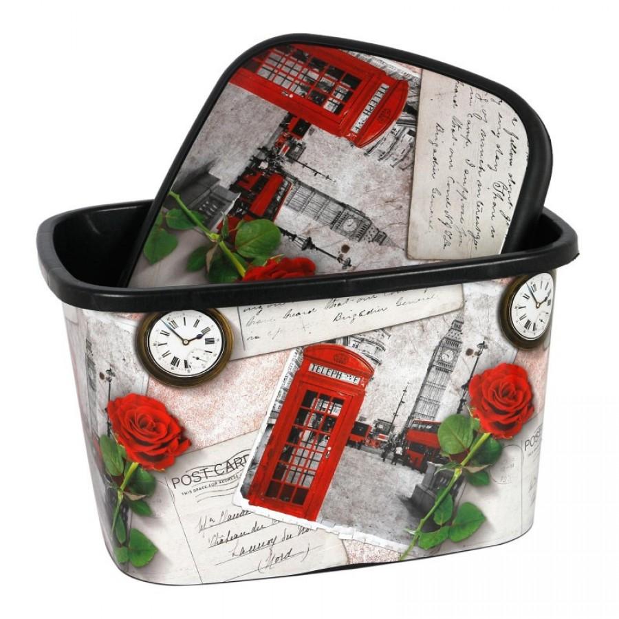 Plastična kutija Londra (srednja)