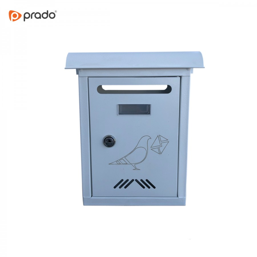 Poštanski ormarić sa krovićem OP0055