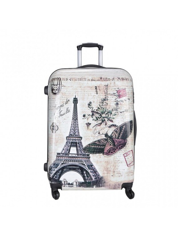 Putni kofer Malp Sert Pc Pariz - Ajfelov toranj (set)