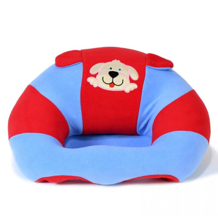 Minder sjedalica za bebe, plavo crvena