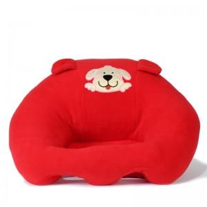 Minder sjedalica za bebe, crvena
