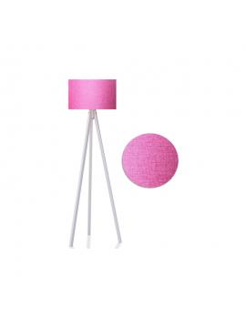 Podna lampa Deco 150 (pink/bijela)
