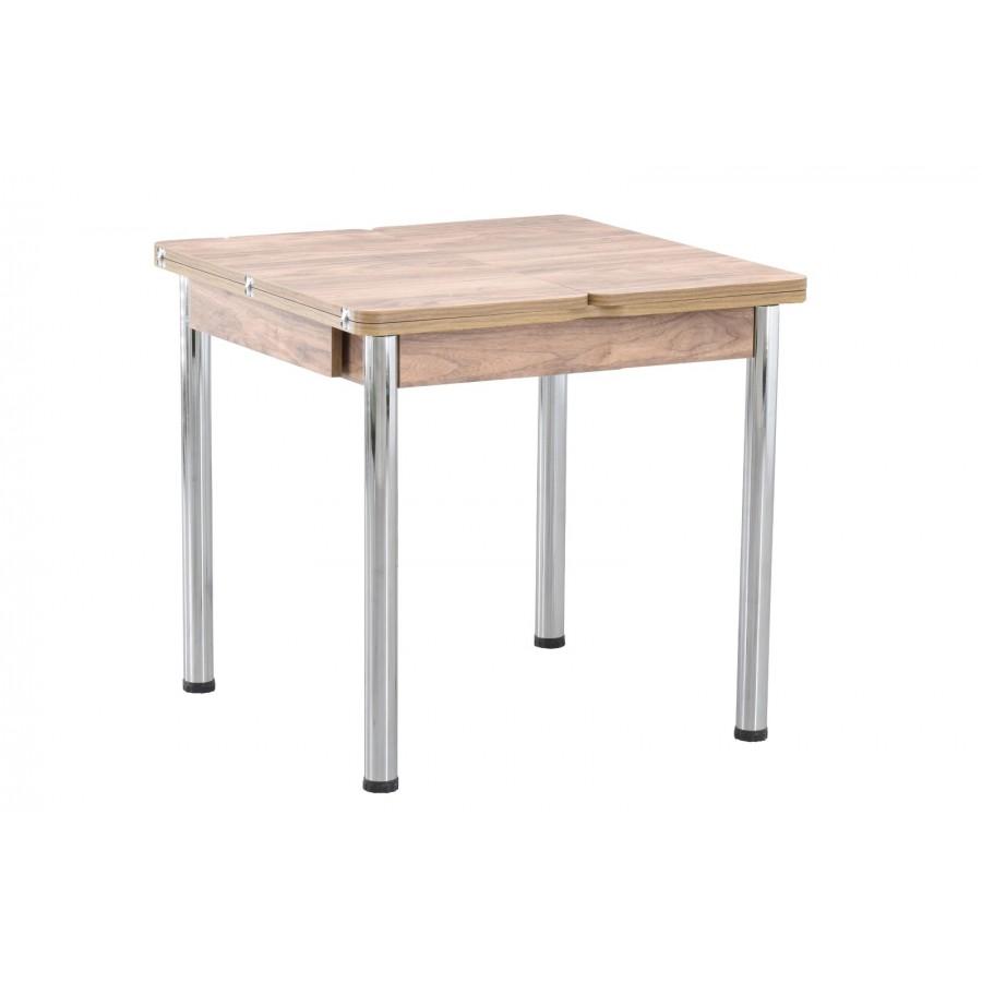 Sklopivi trpezarijski sto Elmas 08080 (boja drveta)