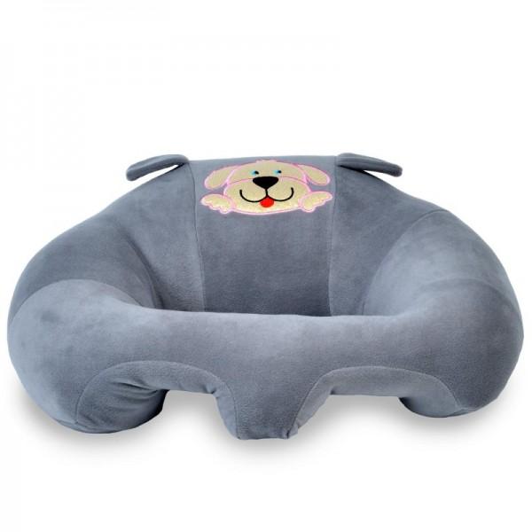 Minder sjedalica za bebe siva