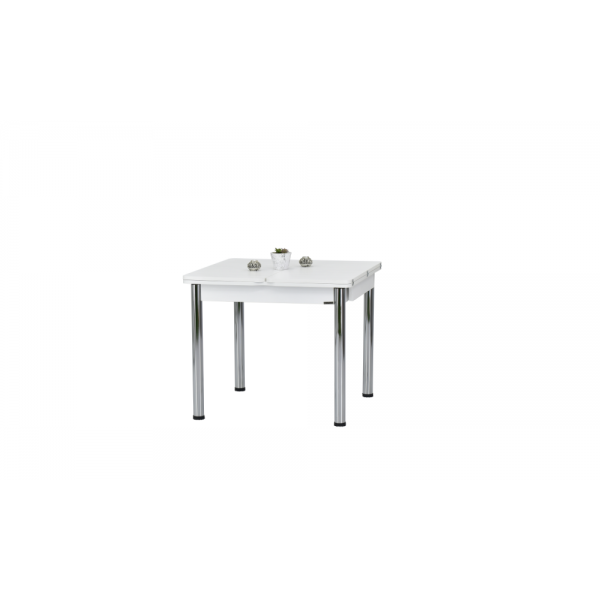 Sklopivi trpezarijski sto Elmas 08080 (bijela)