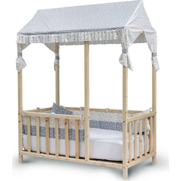 Krevetić za bebe Montessori