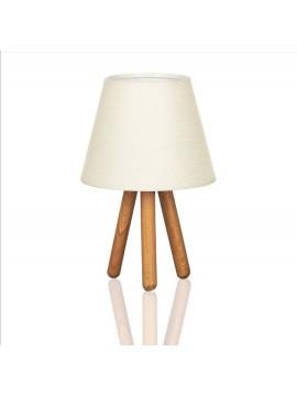 Stolna lampa Konik (bež)