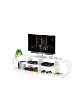 Komoda za TV Case (bijela)