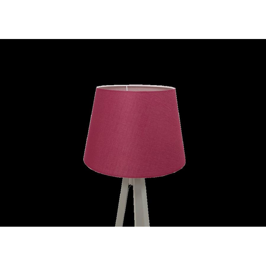 Podna lampa Deco 148 roza