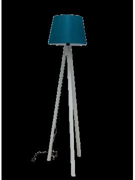 Podna lampa Deco 148 tirkizna