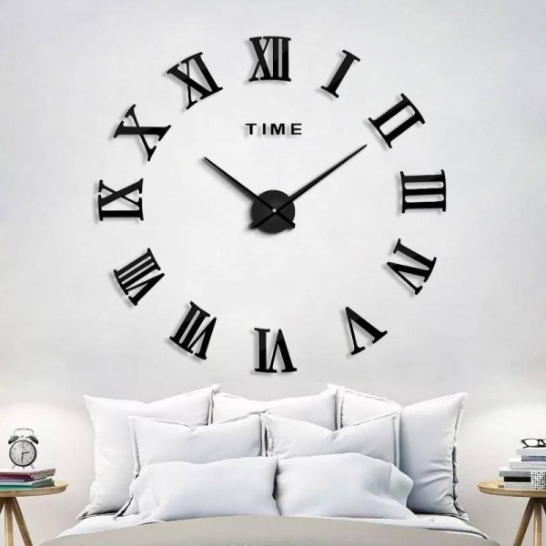 Zidni sat TIME