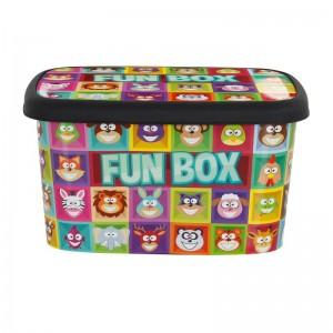 Plastična kutija Fun box (srednja)
