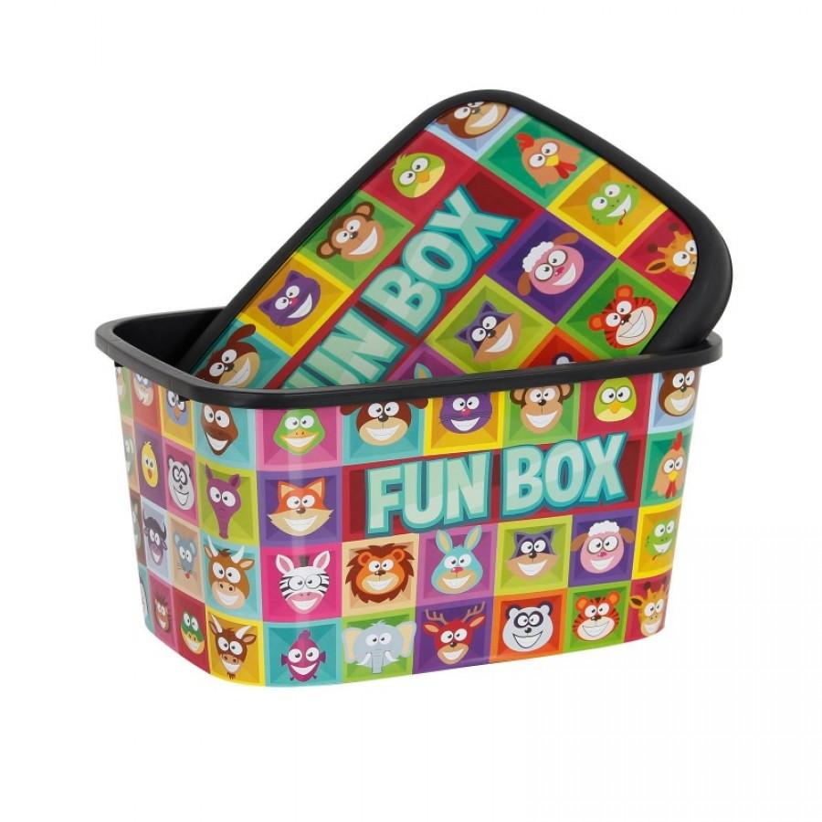 Plastična kutija Fun box (mala)