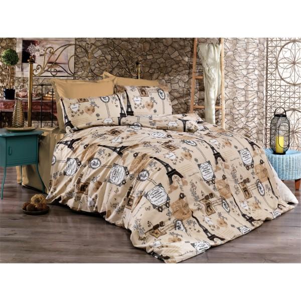 Pamučna posteljina Paris 160x220