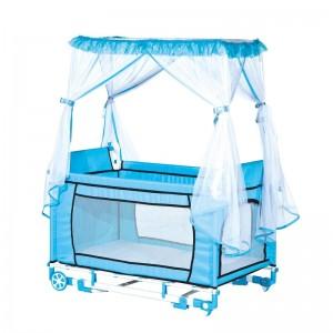 Krevetić za bebe Park (plava)