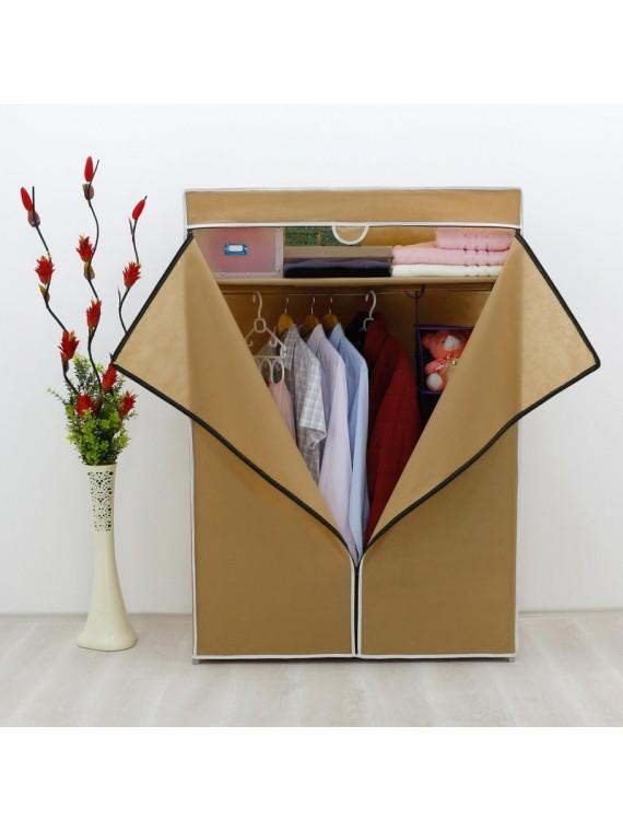 Platneni ormar za odjeću Basic bež