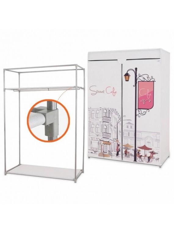 Platneni ormar za odjeću Basic Cafe