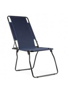 Preklopiva Stolica za piknik i kampovanje (tamno plava)
