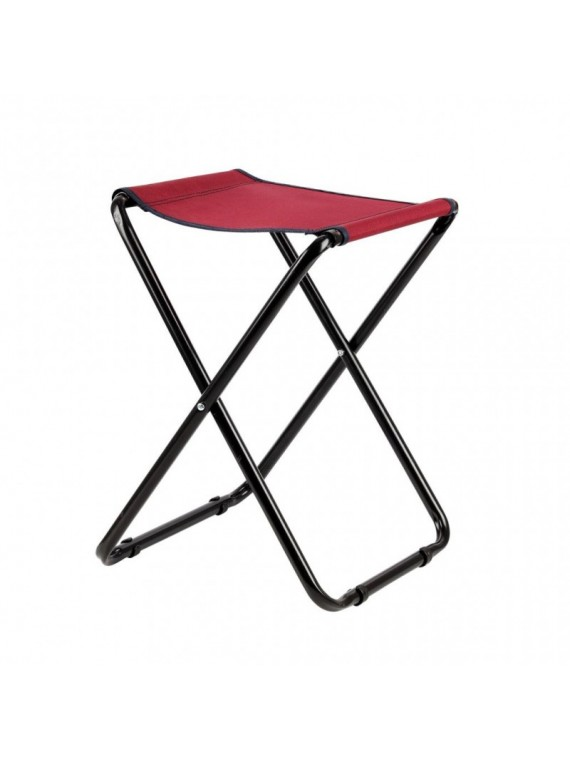 Preklopivi Tabure za piknik i kampovanje (crvena)