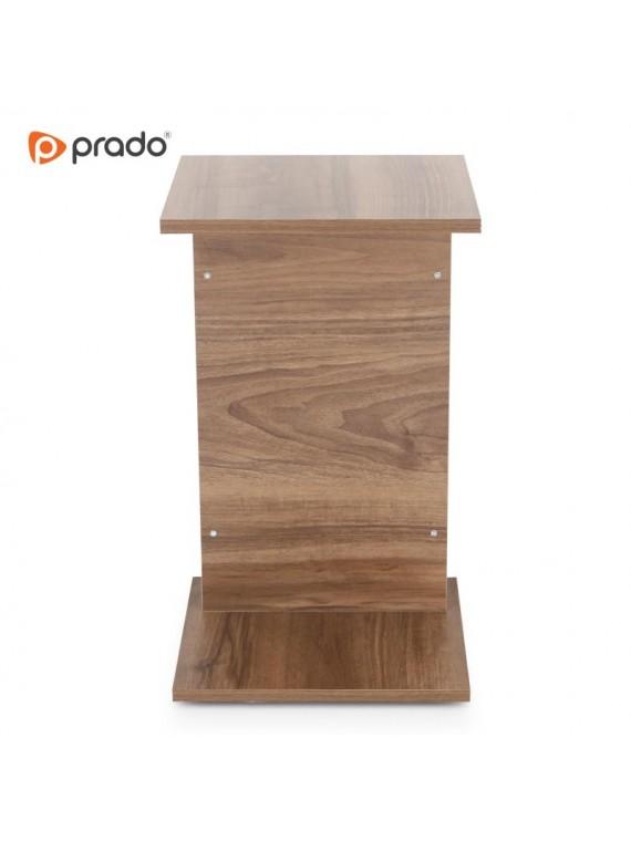 Pomoćni stol na točkiće Luks (boja drveta)